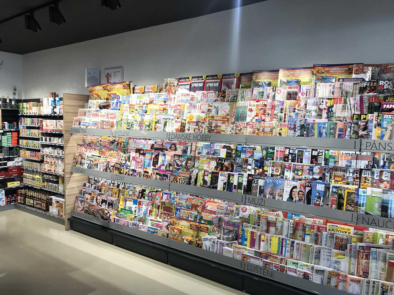 TRAFIKA | Minipap - prodejna, časopisy